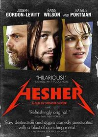 Hesher - (Region 1 Import DVD)