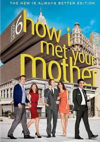 How I Met Your Mother Season 6 - (Region 1 Import DVD)