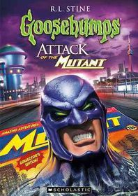 Goosebumps:Attack of the Mutant - (Region 1 Import DVD)