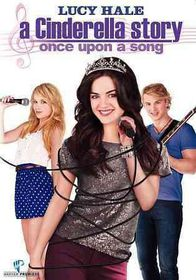 Cinderella Story:Once Upon a Song - (Region 1 Import DVD)