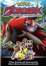 Pokemon:Zoroark Master of Illusions - (Region 1 Import DVD)