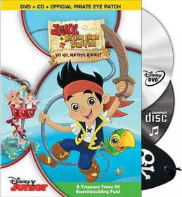 Jake and the Never Land Pira Ssn 1 V1 - (Region 1 Import DVD)