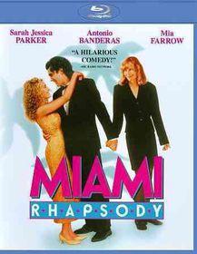 Miami Rhapsondy - (Region A Import Blu-ray Disc)