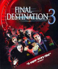 Final Destination 3 - (Region A Import Blu-ray Disc)