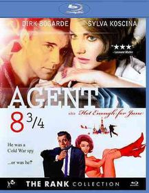 Agent 8 3/4 - (Region A Import Blu-ray Disc)