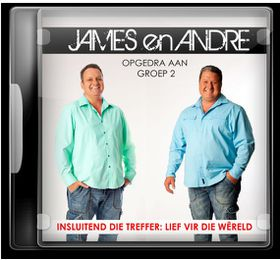 James & Andre - James & Andre (CD)