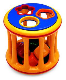 Tolo - Toys Rolling Shape Sorter