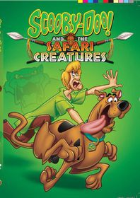Scooby Doo and the Safari Creatures (DVD)