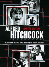 Alfred Hitchcock:Essentials Collectio - (Region 1 Import DVD)
