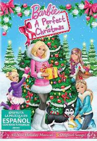 Barbie:Perfect Christmas - (Region 1 Import DVD)
