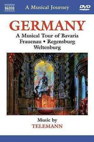 Telemann:Germany Musical Journey of B - (Region 1 Import DVD)