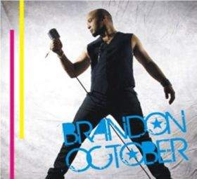Brandon October - Brandon October (CD)