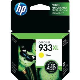 HP 933XL Office jet Ink Cartridge - Yellow