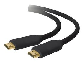 Belkin HDMI to HDMI Component Cable 1.5m - Black