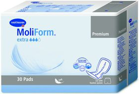 Moliform Anatomically Shaped Incontinence Pad Extra - 30