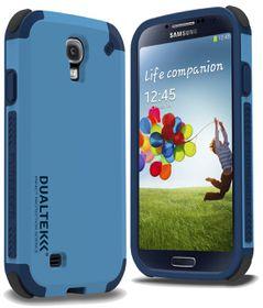 PureGear Dualtek Case for Samsung S4 - Blue