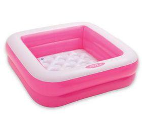 Intex - Baby Pool Play Box - Pink