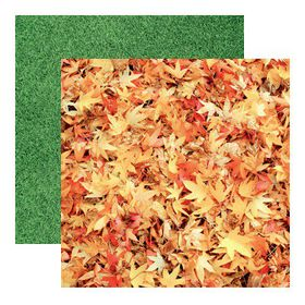 Kaisercraft Base Coat Double Sided Paper - Outdoors (10 Sheets)