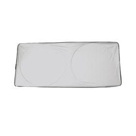 Eco Windscreen Sun Shade Foldable - Silver