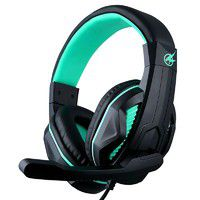 PORT - AROKH Gaming HeadSet H-1 Green (Wired)