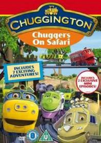 Chuggington: Chuggers On Safari (Import DVD)