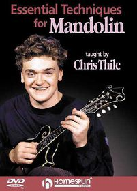 Essential Techniques for Mandolin - (Region 1 Import DVD)