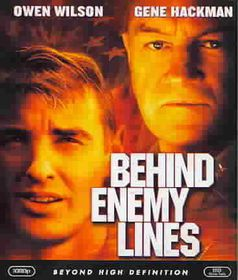 Behind Enemy Lines - (Region A Import Blu-ray Disc)