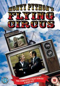 Monty Python-Series 1 - (Import DVD)