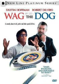 Wag the Dog - (Region 1 Import DVD)