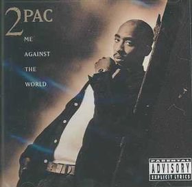 2 Pac - Me Against The World (CD)