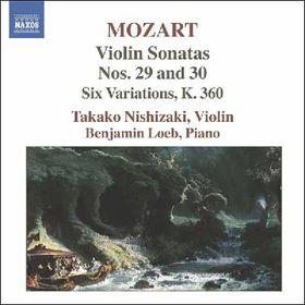 Loeb, Benjamin / Nishizaki, Takako - Violin Sonatas Vol. 6 (CD)