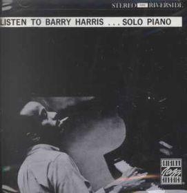 Barry Harris - Listen To Barry Harris (CD)