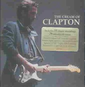 Eric Clapton - Cream Of Clapton (CD)