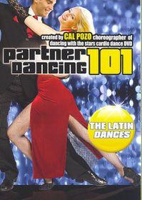 Partner Dancing 101:Latin Dances - (Region 1 Import DVD)