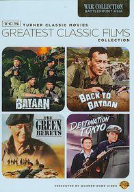 Tcm Films:Wwii Battlefront Asia - (Region 1 Import DVD)