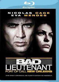 Bad Lieutenant:Port of Call New Orlea - (Region A Import Blu-ray Disc)