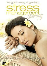 Stress Management Therapy - (Region 1 Import DVD)