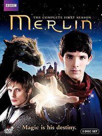 Merlin:Ssn1 - (Region 1 Import DVD)