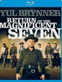 Return of the Magnificent Seven - (Region A Import Blu-ray Disc)