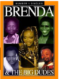 Brenda & The Big Dudes - No.1 Videos (DVD)